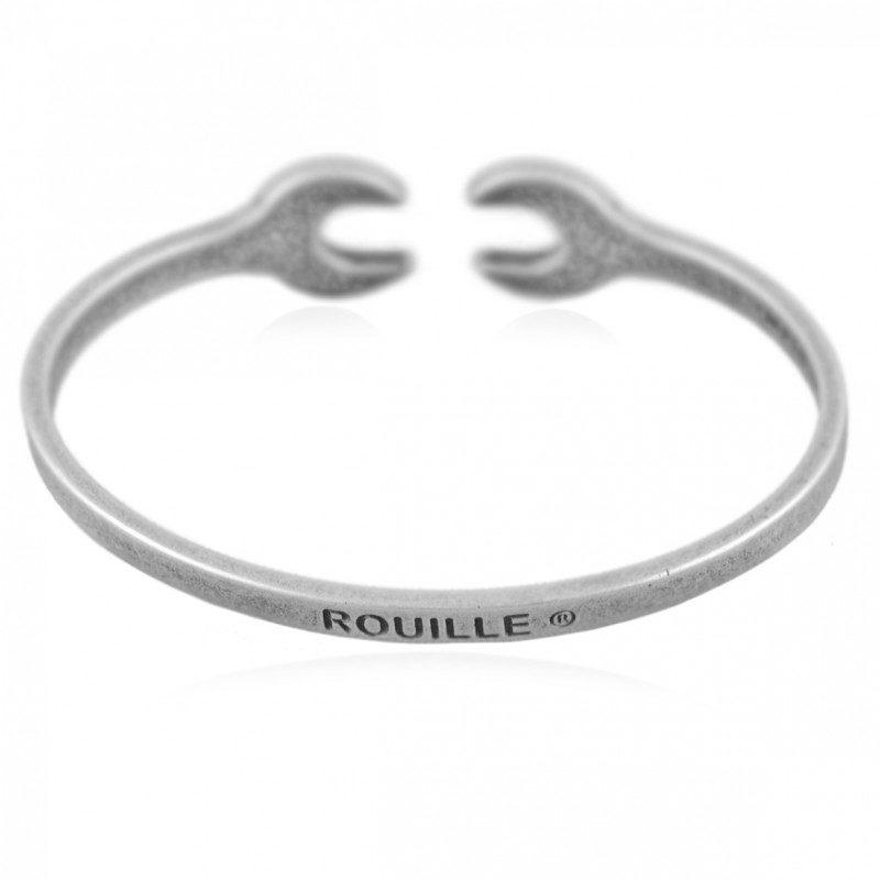 Rouille - Racelet Vintage Silver