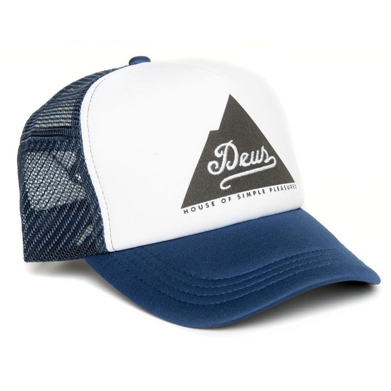 Deus Ex Machina - Peak Trucker - Navy