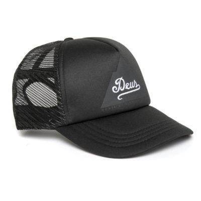Deus Ex Machina - Peak Trucker - Black
