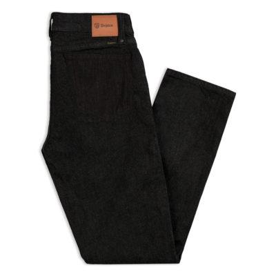 Brixton - Reserve Denim Pant - Black