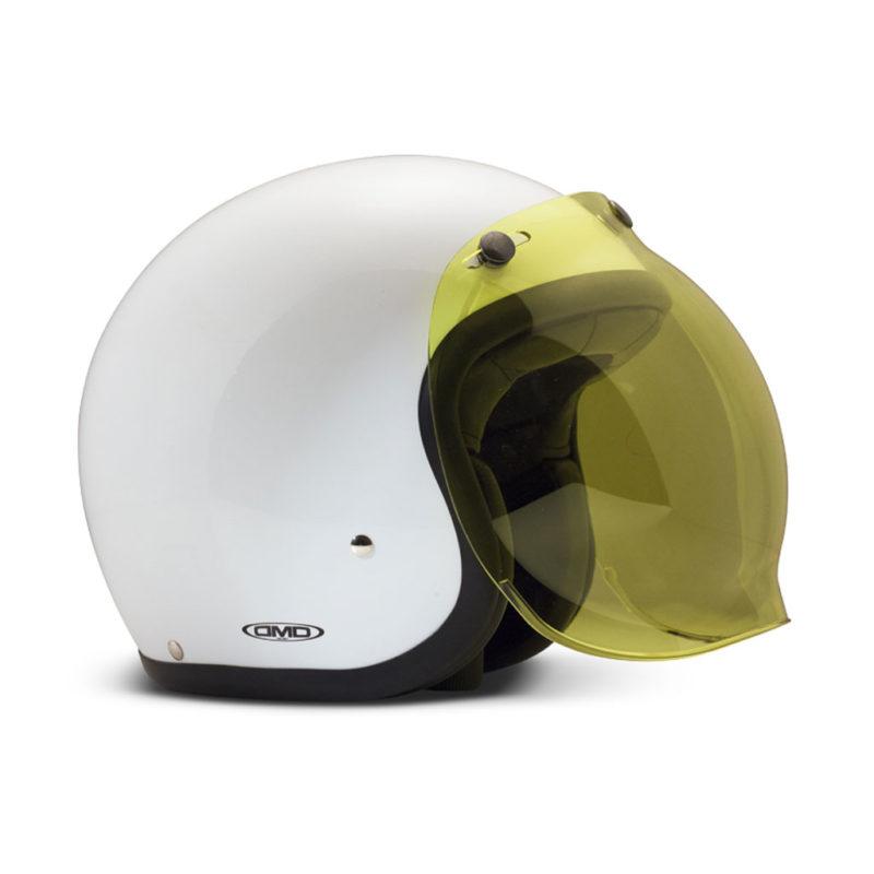 DMD Jet Visiera Bubble Visor - Yellow