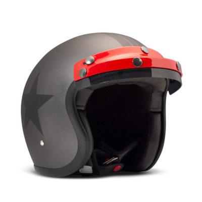 DMD Visiera Racing Peak - Red