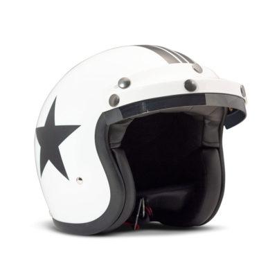 DMD Visiera Racing Peak - White