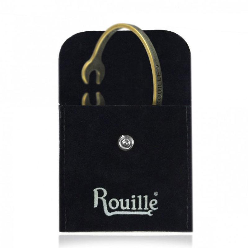 Rouille - Racelet Vintage Gold
