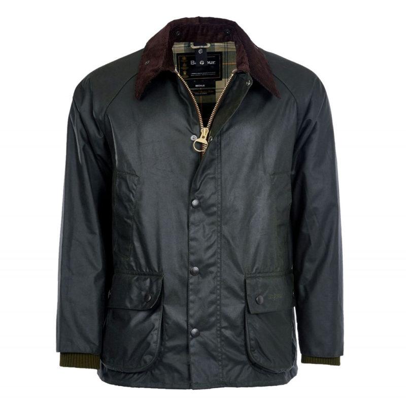 Barbour - Bedale Wax Jacket - Sage