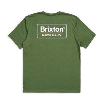 Brixton - Palmer Tee - Leaf