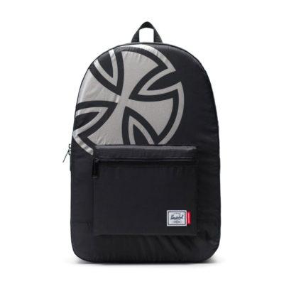 Herschel x Independent - Packable Daypack - Black