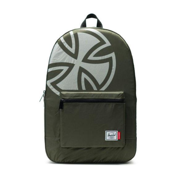 Herschel x Independent - Packable Daypack - Olive Night
