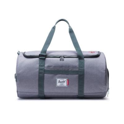 Herschel x Independent - Sutton Duffle - Mid Grey