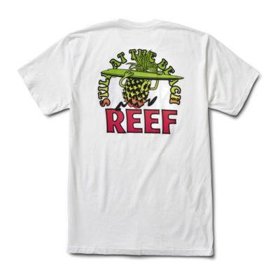 Reef - Everyday Tee - White