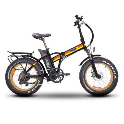 Scrambler Ducati eBike Black Edition