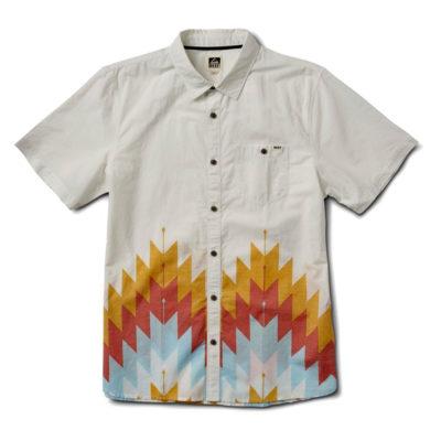 Reef - Aztec Shirt - Natural