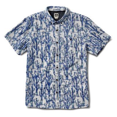 Reef - Beach Desert Shirt - Natural