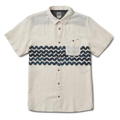 Reef - Coast Shirt - Natural