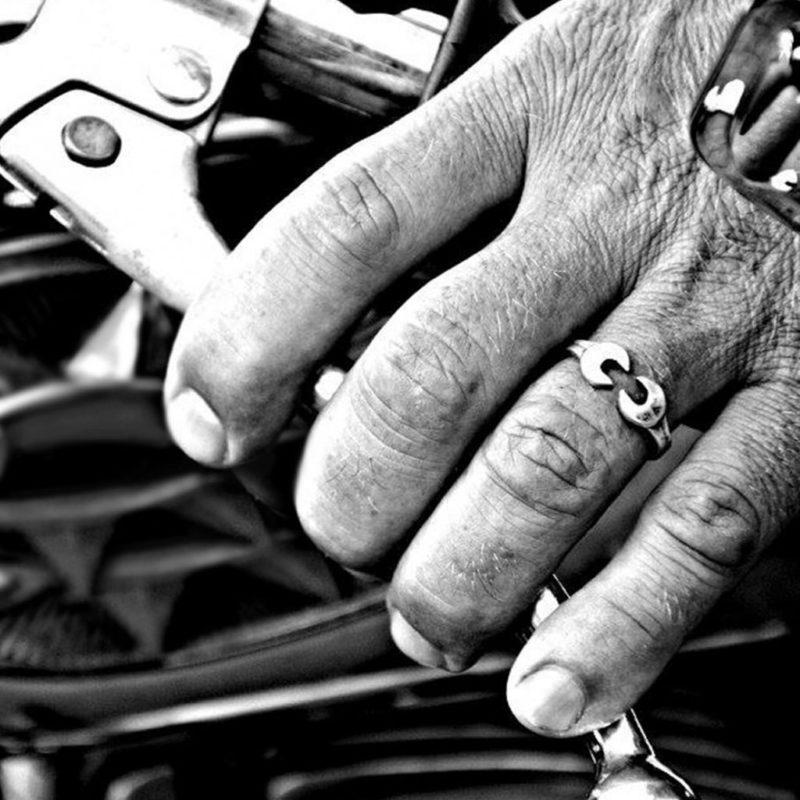 Rouille - Racering Vintage Silver