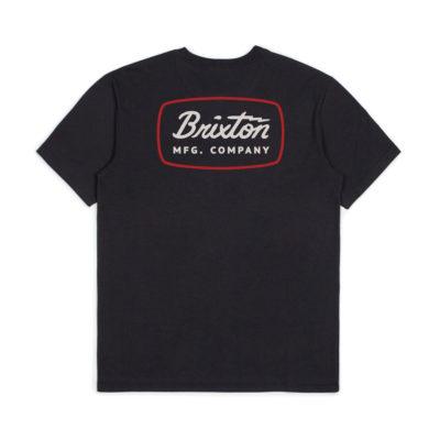 Brixton - Jolt Tee - Washed Black