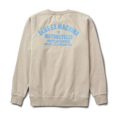 Deus Ex Machina - Premium Tokyo Crew - Safari Marle
