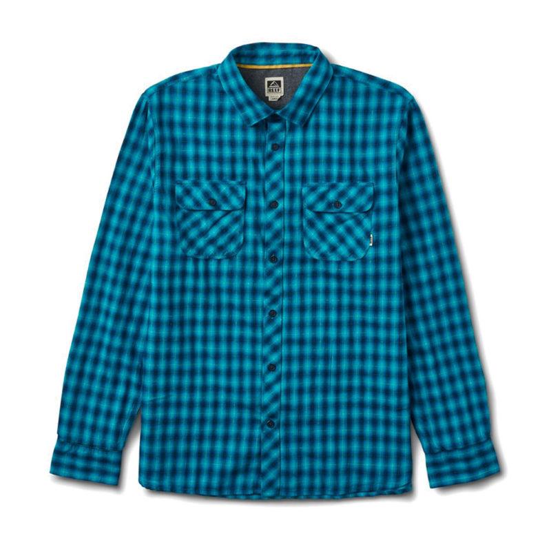 Reef - Cold Dip Shirt - Blue
