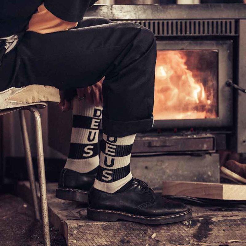 Deus Ex Machina - O'Connor Socks