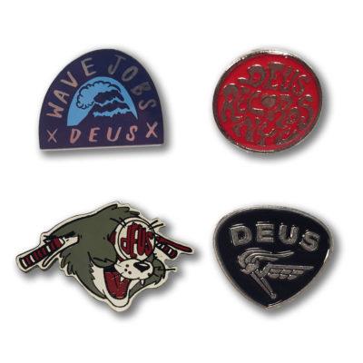 Deus Ex Machina - Mixed Pin Pack