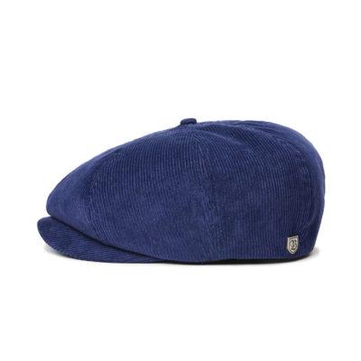 Brixton - Brood Cord Snap Cap - Patriot Blue