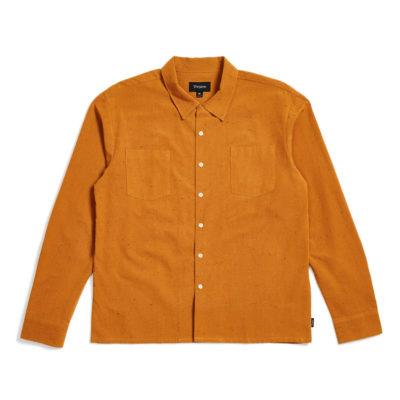 Brixton - Cruze Woven Shirt - Desert