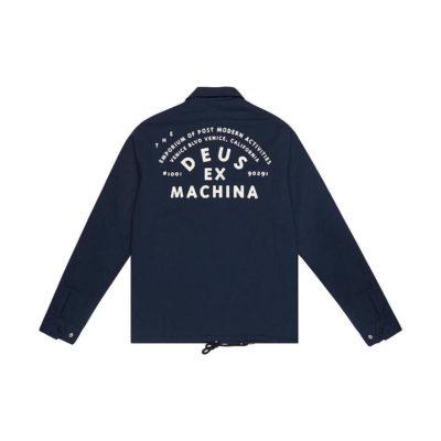 Deus Ex Machina - Bowman Tokyo Coach - Midnight Blue
