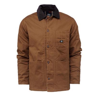 Dickies - Baltimore Jacket - Brown Duck