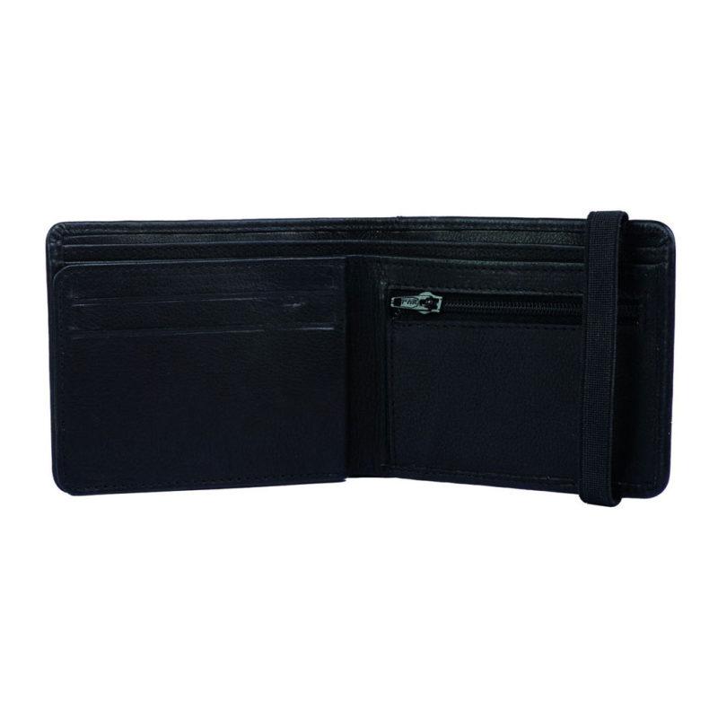 Dickies - Wilburn Leather Wallet - Black