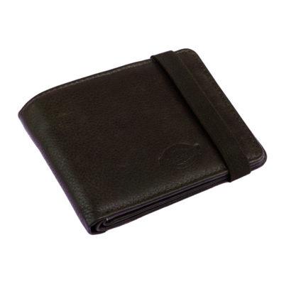 Dickies - Wilburn Leather Wallet - Brown