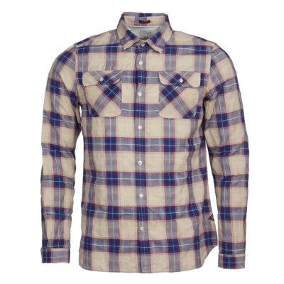 Barbour International - Steve McQueen Buddy Shirt - Beige