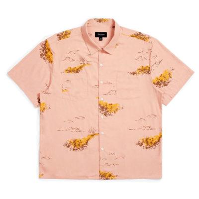 Brixton - Cruze Woven Shirt - Cameo