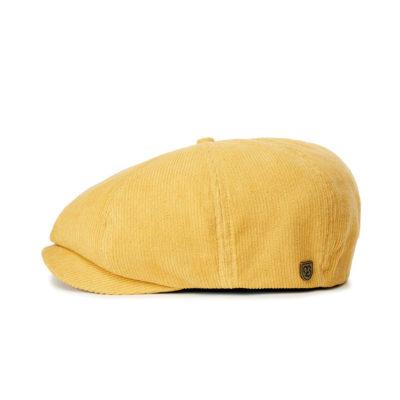 Brixton - Brood LW Snap Cap - Sunset Yellow