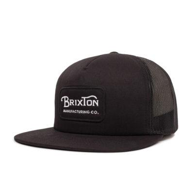 Brixton - Grade Mesh Cap - Black