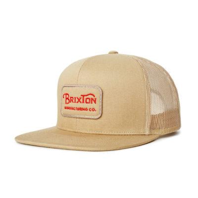 Brixton - Grade Mesh Cap - Khaki