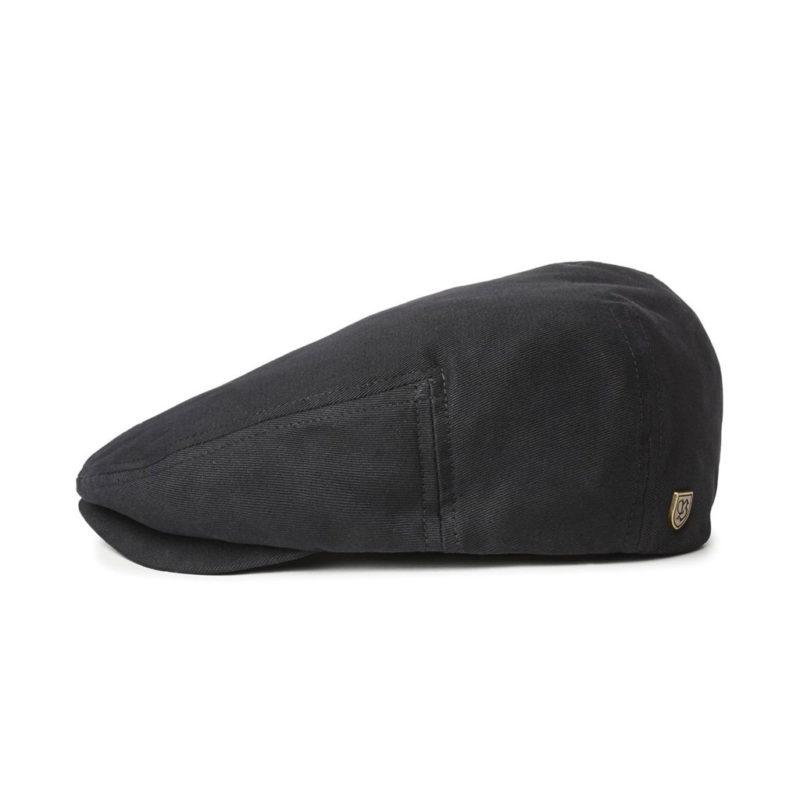 Brixton - Hooligan LW Snap Cap - Black
