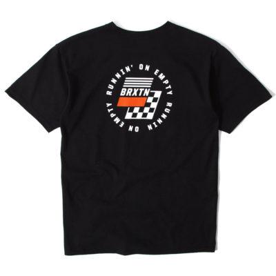 Brixton - Gas III Tee - Black