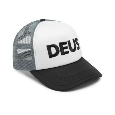 Deus Ex Machina - Caps Trucker - Grey/Black