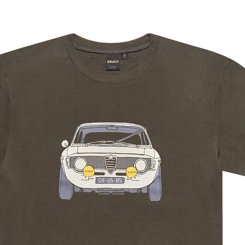 Deus Ex Machina - 105A Tee - Beluga
