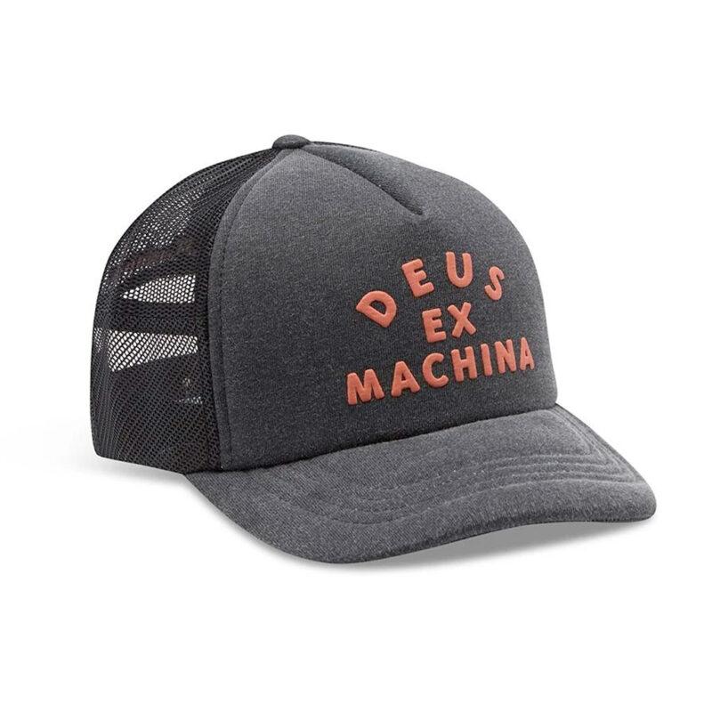 Deus Ex Machina - Roller Trucker - Black