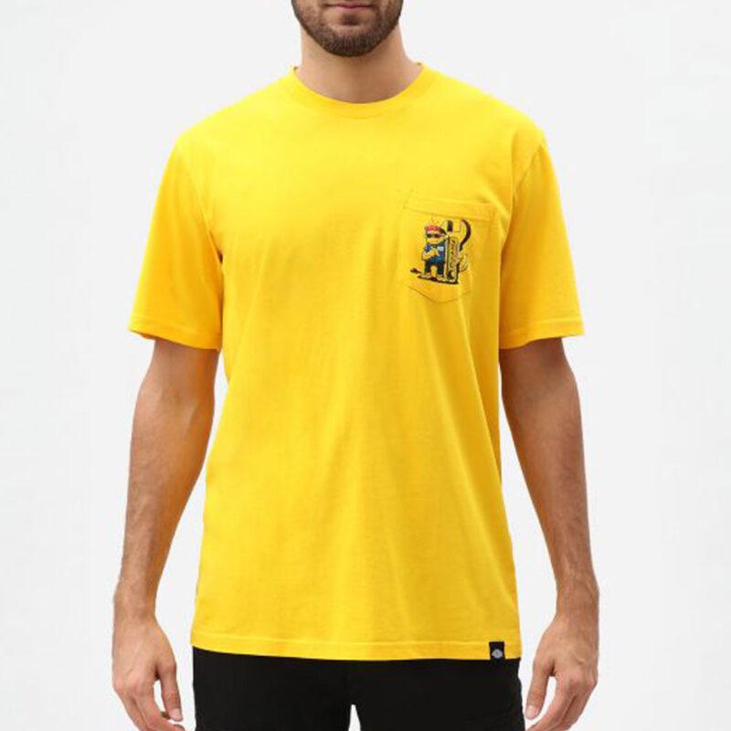 Dickies - Tarrytown Tee - Spectra Yellow