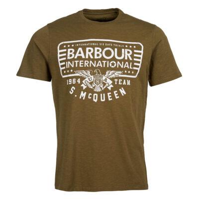 Barbour International - Eagle Tee - Beech