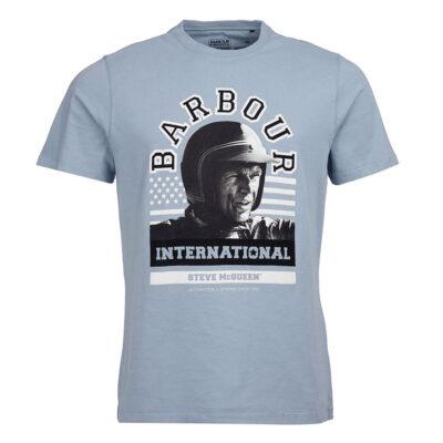 Barbour International - Jake Tee - Flint