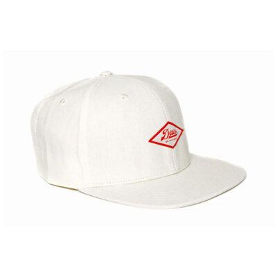 Deus Ex Machina - Hemp Baseball Cap - Off White