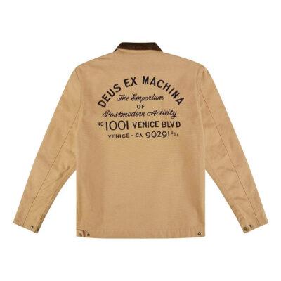 Deus Ex Machina - Address Workwear Jacket - Dijon