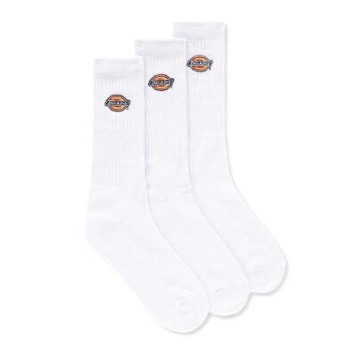 Dickies - Valley Grove Socks - White