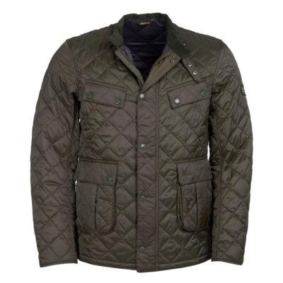 Barbour International - Ariel Quilt Jacket - Sage