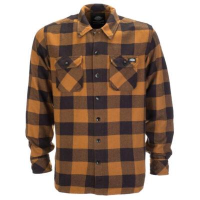 Dickies - Sacramento Shirt - Brown Duck