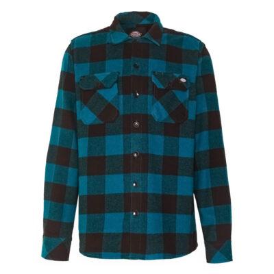 Dickies - Sacramento Shirt - Coral Blue