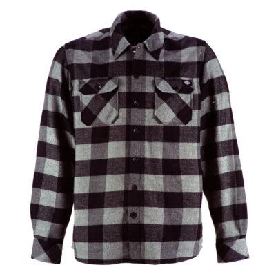 Dickies - Sacramento Shirt - Grey Melange